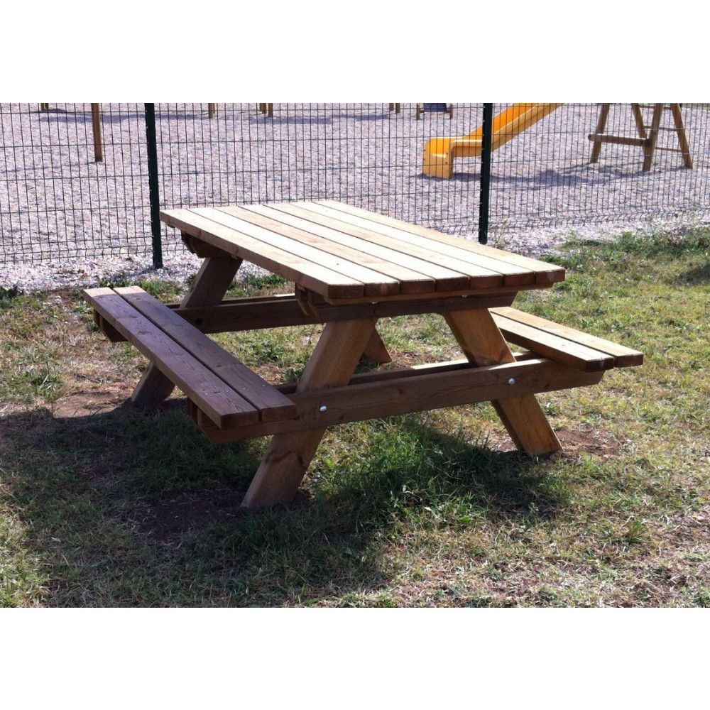 Table pique-nique FORESTIERE