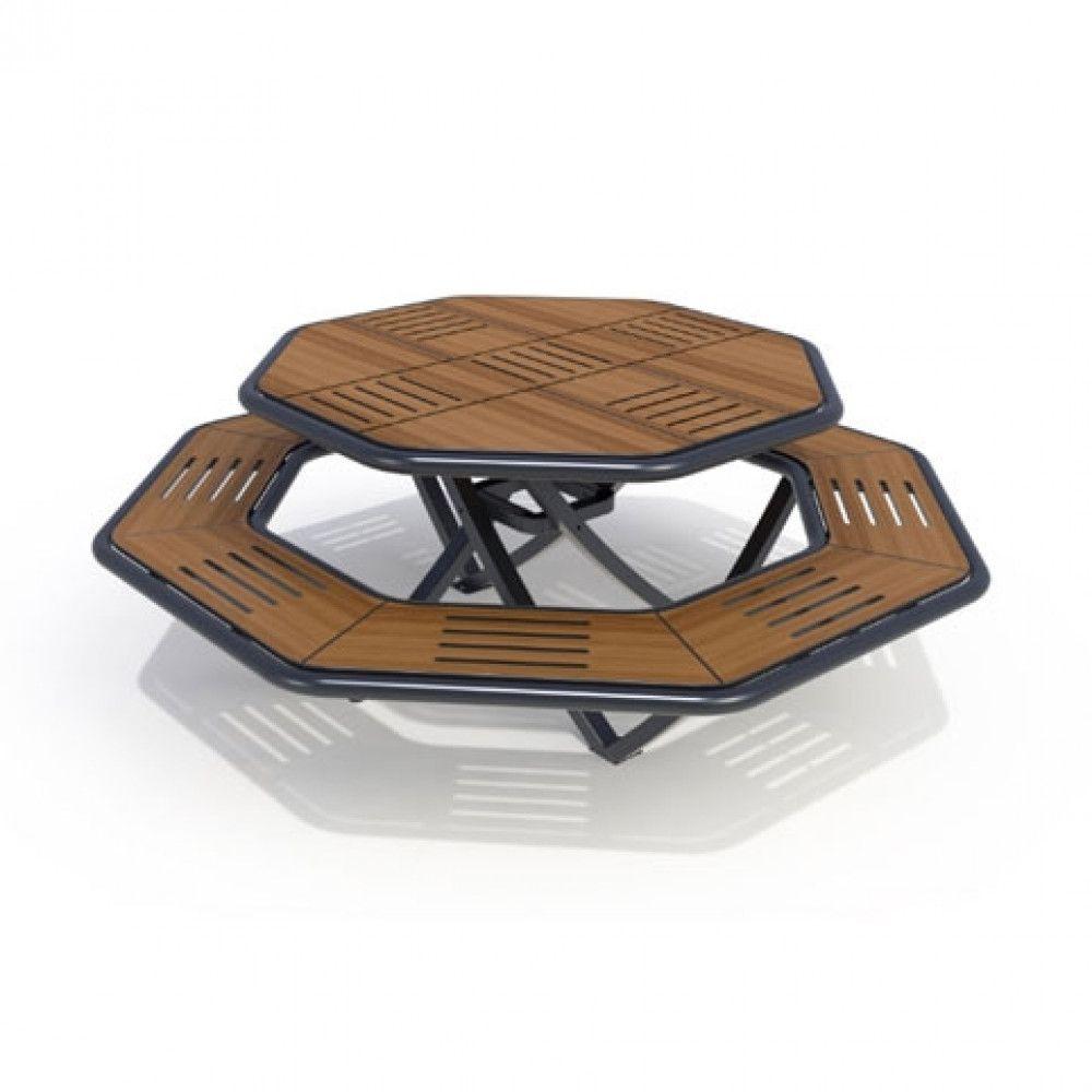 table pique nique frake stratifi compact. Black Bedroom Furniture Sets. Home Design Ideas