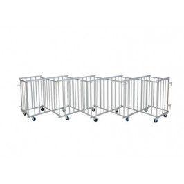 Barrière Extensible Aluminium pour manifestations