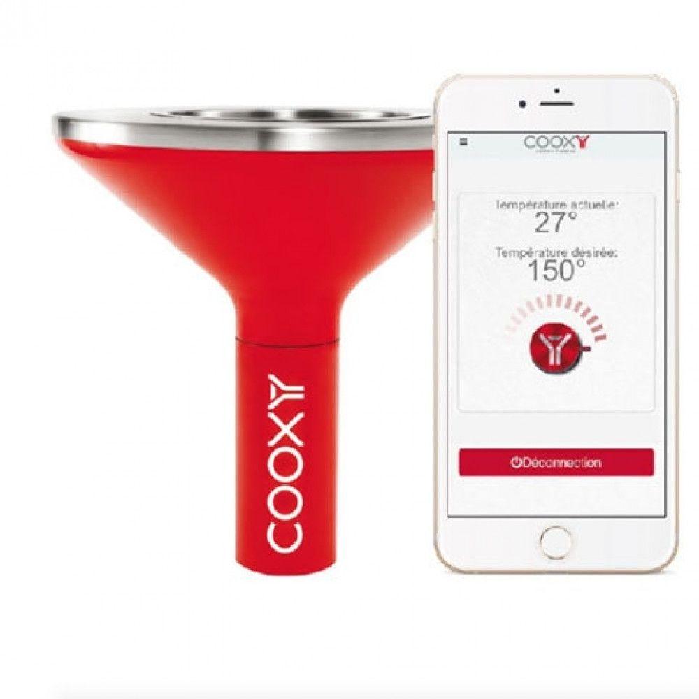 COOXY la plancha électrique connectée et application 2