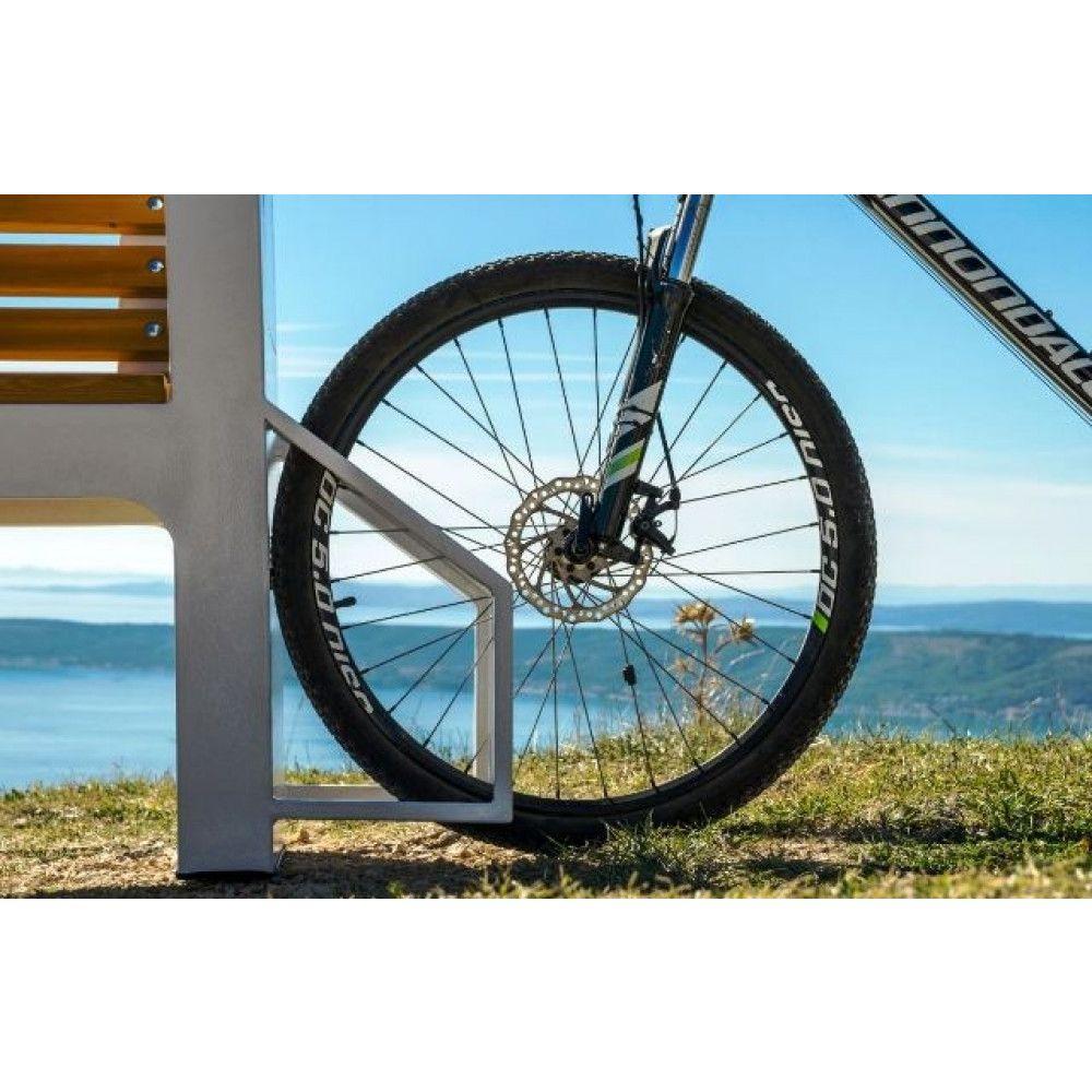 Banc Atelier Cycles Intelligent Monna vélo zoom