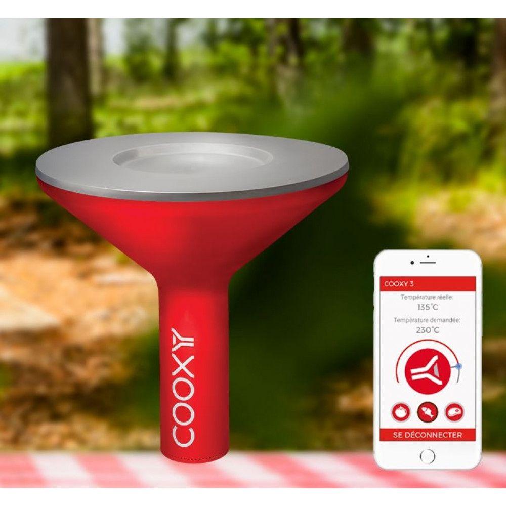 COOXY la plancha électrique connectée + application