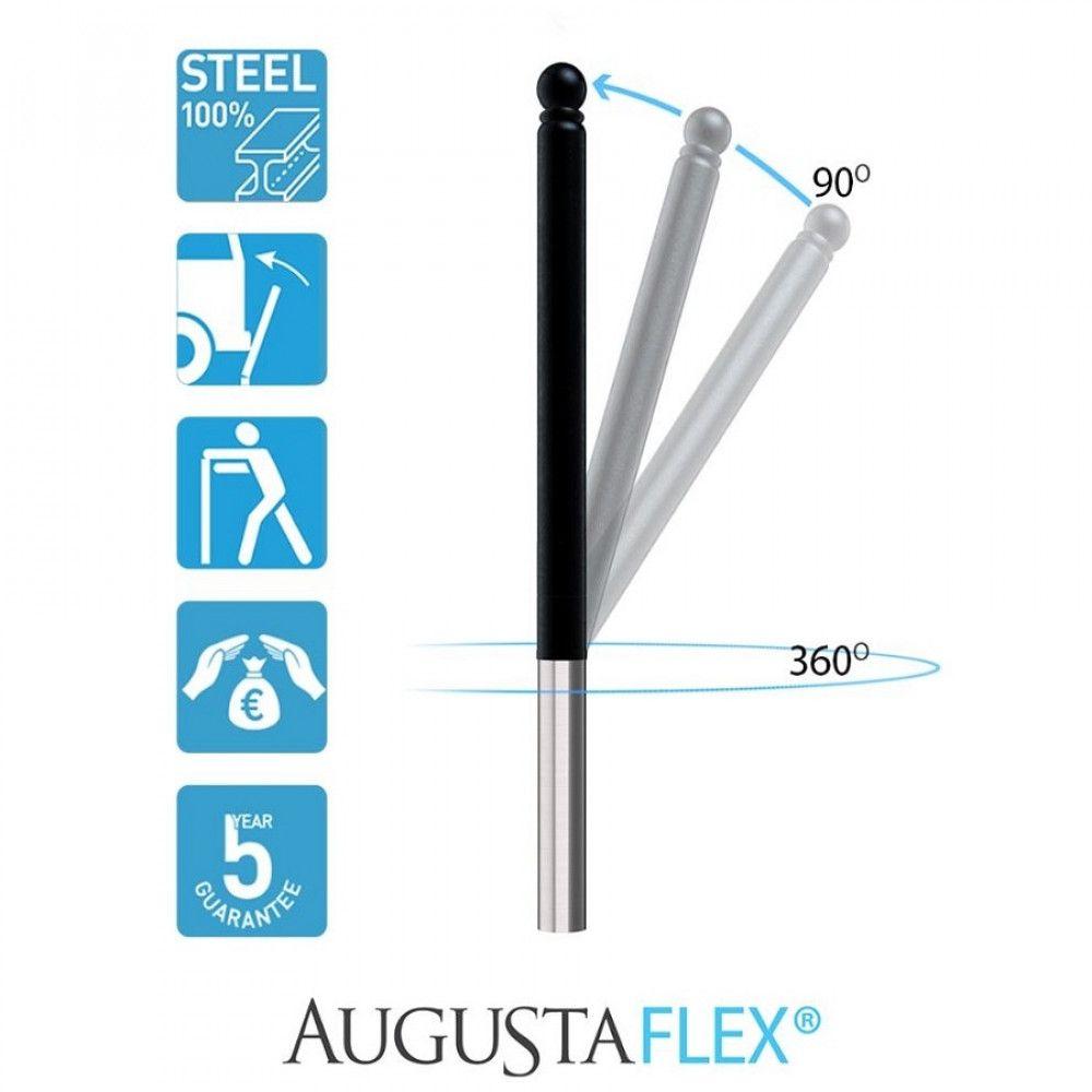 "Potelet ""anti-chocs"" Augustaflex schema résistance 1"