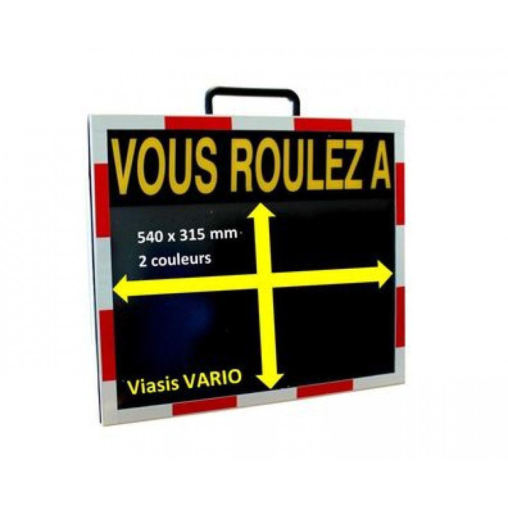 Radar pédagogique VIASIS VARIO 2