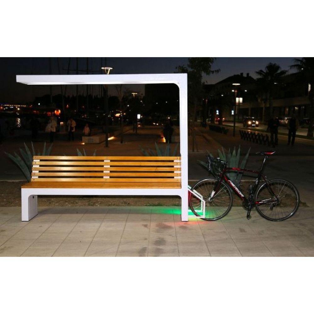 Banc Atelier Cycles Intelligent Monna nuit