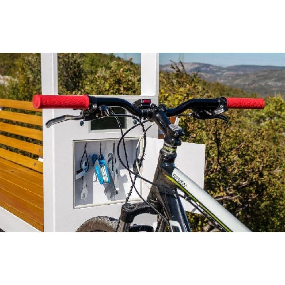 Banc Atelier Cycles Intelligent Monna vélo
