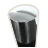potelet-haute-visibilite-pommeau-inox-diam_76mm